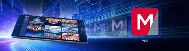 Maria mobil casinos app för att spela var du vill med din Android eller iPhone