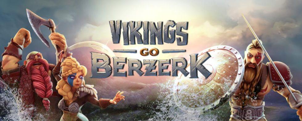 CherryCasino gratissnurr utan insättning - Vikings go Berzerk