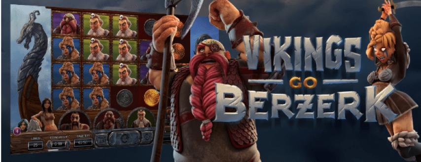 Euroslots Casinos spel Vikings go Berzerk