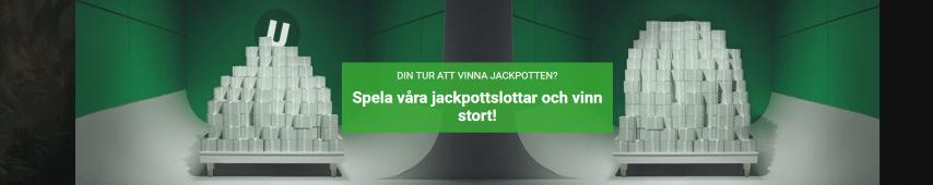 Få på Unibet casino 50 free spins på Starburst och Mega Fortune Dreams
