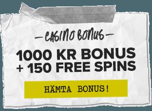 Hämta din bonus hos SuperLenny Casino och få upp till 150 frisnurr och 200% bonus upp till 1000 kr