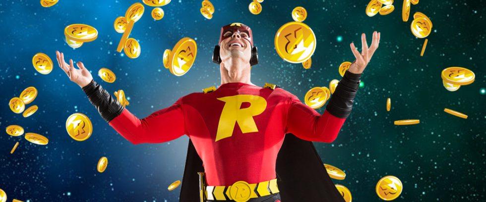 Rizk Casino bonus - 1 spin på Wheel of Rizk + 200% i bonus upp till 1 000 kr i välkomstbonus