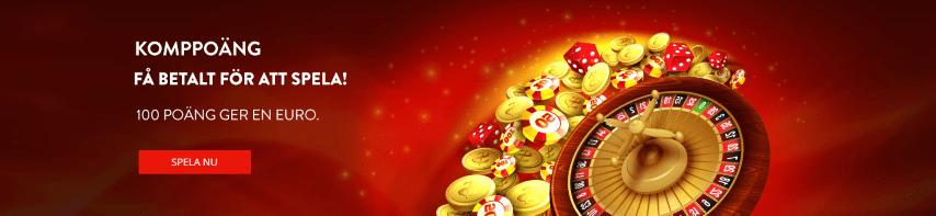 Joo Casino insättningsbonus