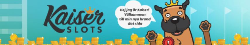 KaiserSlots Casino kampanjkod