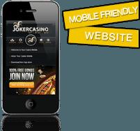 Joker Casino mobil