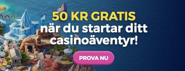 Heroes Casino ger dig pengar gratis