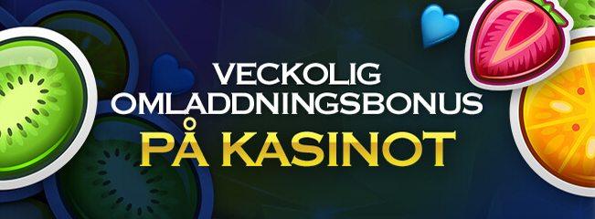 Kampanjer hos Vipstakes Casino & välkomstpaket