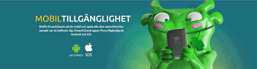 DrueckGlueck Casino mobilapp
