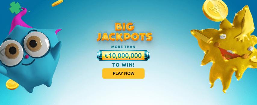 DrueckGlueck Casino jackpot