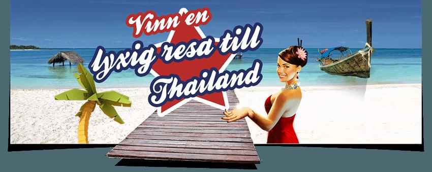 Vinn en resa till Thailand på Casimba casino