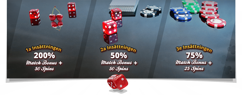Casimba casinos match bonus ger dig 125 free spins