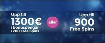 Casino Heroes välkosmtbonus 900 freespins