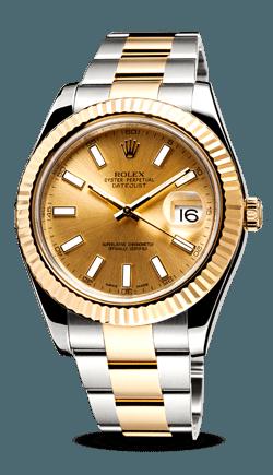 LeoVegas julkalender Rolex klocka