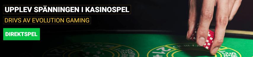 Mega Casino 100% upp till 25 free spins och 1 000 kronor
