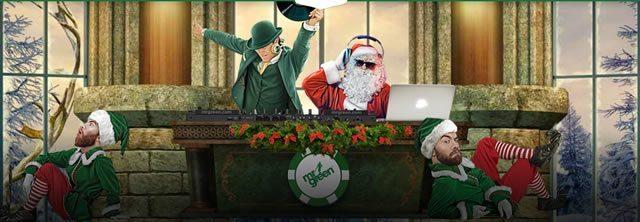 Mr Green adventskalender 2018