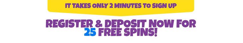Registrera dig hos Kozmo Casino och få 25 free spins