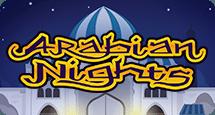Arabian Nights progressiv jackpot slot