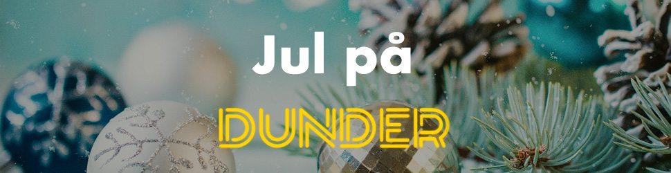 Dunder julkalender 2020 - free spins, lotter, Omega-klocka, resor & prylar!