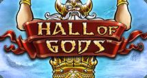 Hall of Gods progressiv jackpot slot
