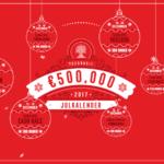 Yggdrasil julkalender 2017 - cash races, turneringar & uppdrag - vinn del av 5 miljoner!