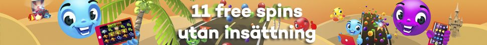 Fun casino ger dig 11 freespins utan insättning