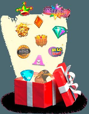 Thrills casino julkalender ger dig priser