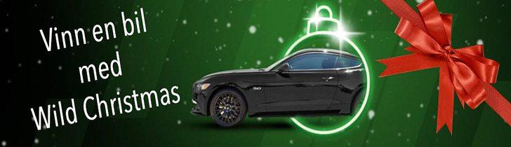 Unibet julkampanj - vinn en Ford Mustang