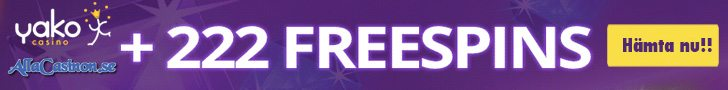 Hämta nu Yako Casino 222 free spins