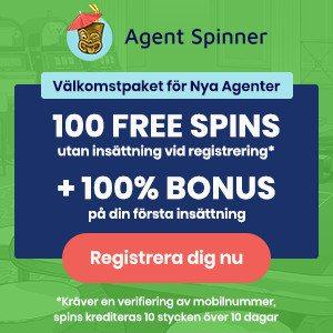 Agent spinner casino no deposit bonus