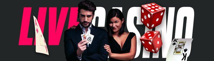 Hos Spin Rider casino spela live casino