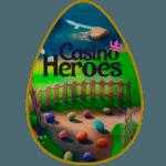 CasinoHeroes påskkampanj 2018