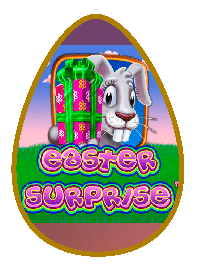 Easter Surprise slot på casino påskkampanjer 2018