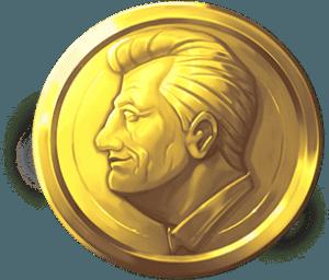 Reptoids casino spel scatter symbol