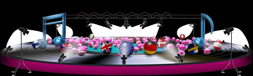 Vera & John Eurovision - Rösta och var med i Eurovision-utlottningen!