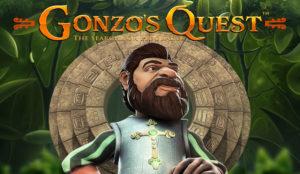 Gonzo's Quest Spelautomat