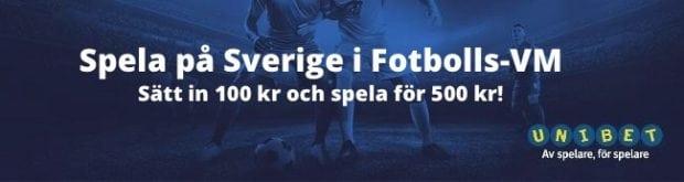 Streama live Sverige vs England match i Fotbolls VM 2018
