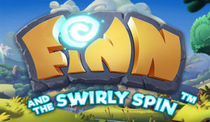 Finn and the Swirly Spin Slot