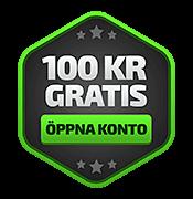 Mobilebet Casino gratis pengar - 100 kr gratis i casino bonus