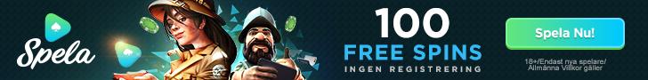 Spela Casino och hämta 100 free spins