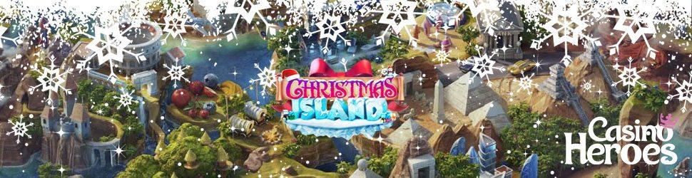 Casino Heroes Christmas Island