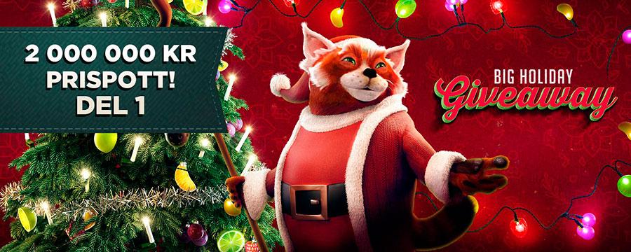 NetEnt casino Julkalender hos Betsson