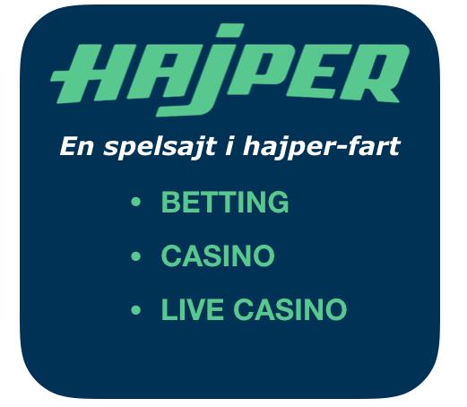 Hajper casino - ett snabbare casino med uttag i hajper-fart!