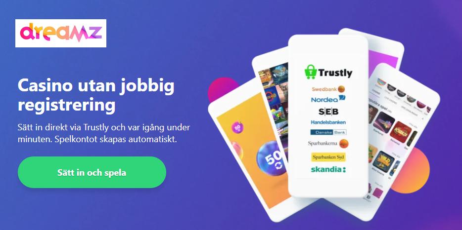 Svenska casino utan konto - spela utan konto på nätet online hos dreamz casino!