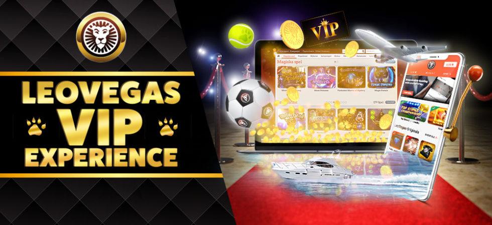 LeoVegas casino Vip Klubb