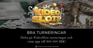 VideoSlots-casino-turneringar