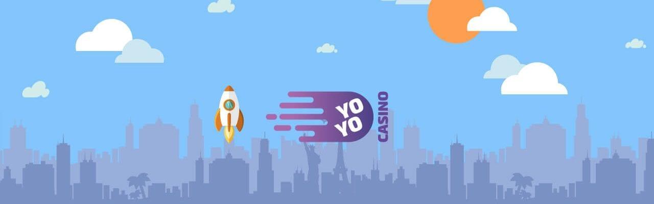 YoYo Casino: 50 Cash Spins +5 000 kr bonus i välkomstbonus!