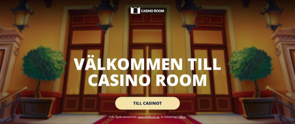 CasinoRoom recension alla casinon