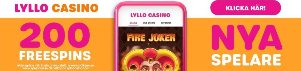 Lyllo Casino freespins