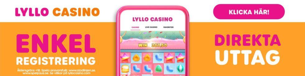 Lyllo Casino recension