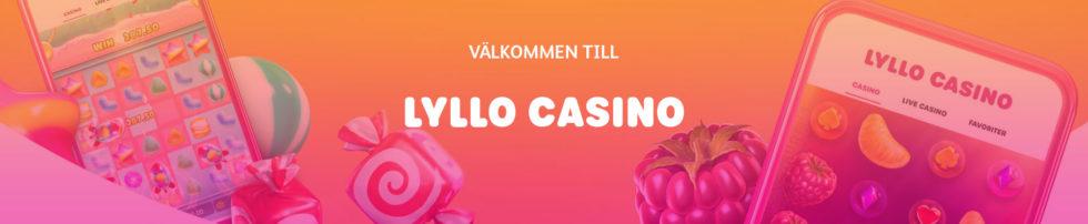 Lyllo Casino support Sverige